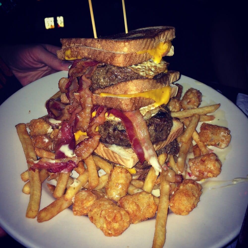 Αποτέλεσμα εικόνας για Quadruple Coronary Bypass Burger