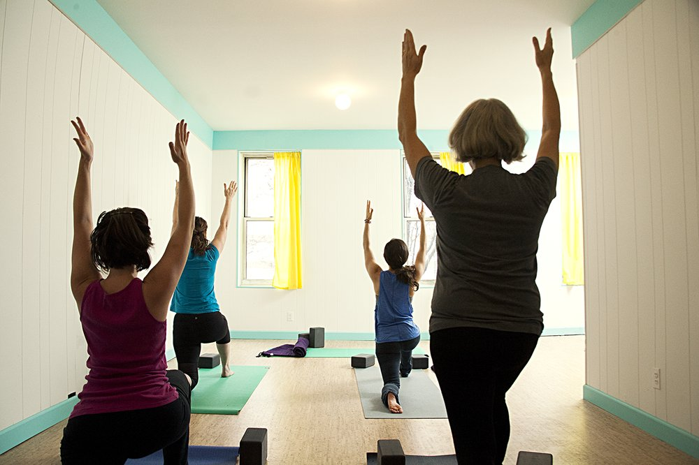 2nd Story Pilates and Yoga: 81-10 37th Ave, Jackson Heights, NY