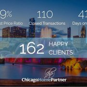 Photo of Tiffany Vondran - @properties - Chicago, IL, United States. Chicago Home Partner Team Stats for 2016