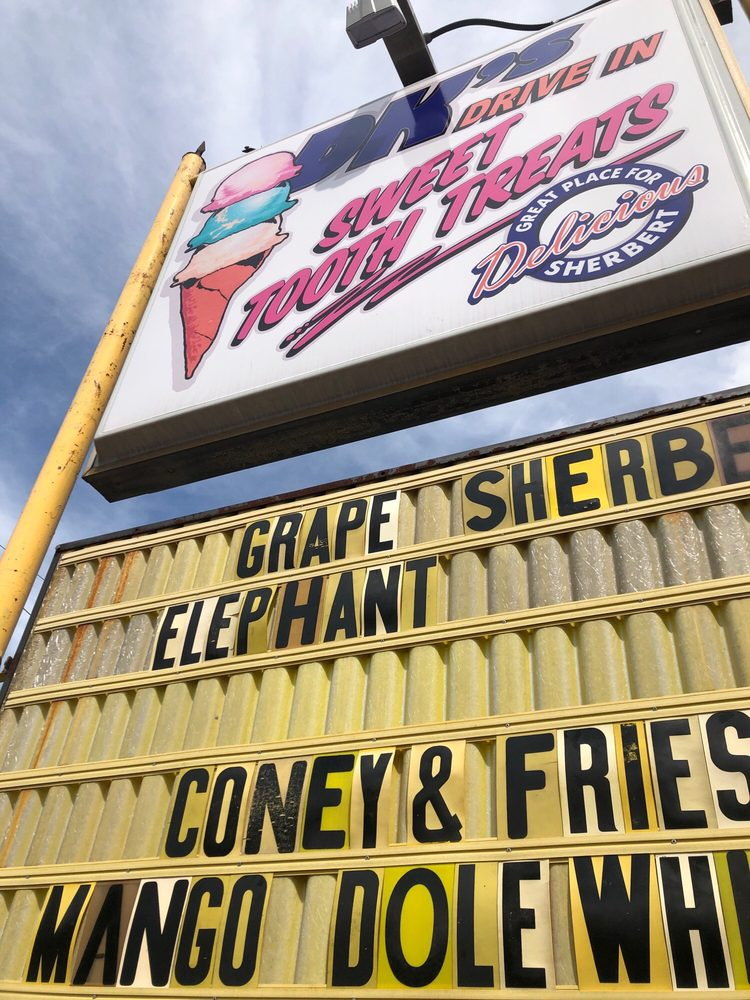 D K's Drive-In: 1201 Harding Way E, Galion, OH