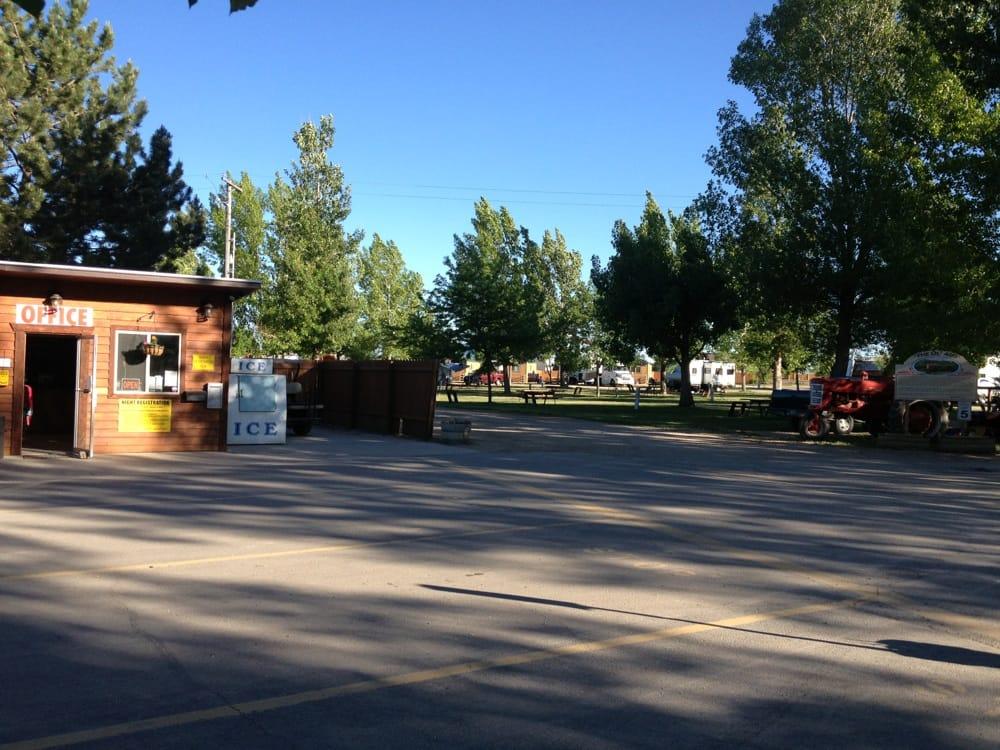 Bear Lake Garden City Koa Camping Campsites Garden