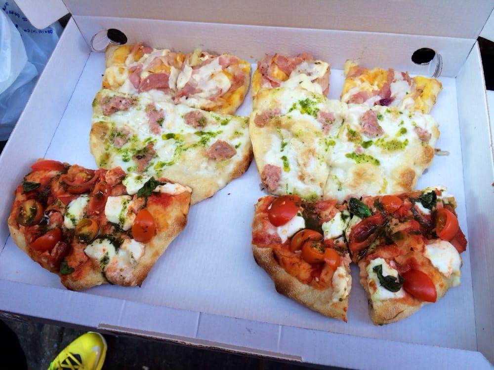 , Italia. Award winning smoked mozzarella, pumpkin prosciutto pizza ...