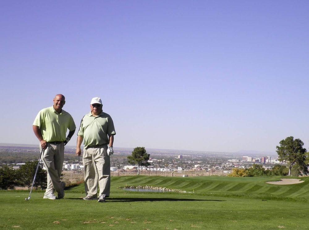 UNM Championship Golf Course