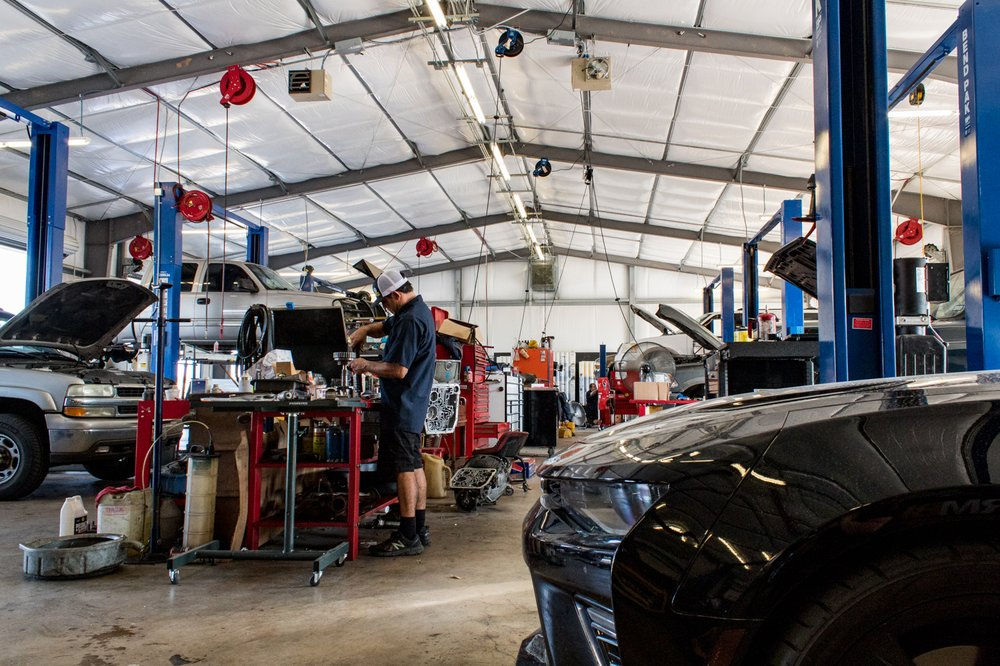 Reliable Auto: 3420 Fm 967, Buda, TX