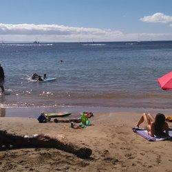Photo Of Baby Beach Lahaina Hi United States Sun Umbrella With