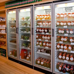 Organic avenue closed 47 reviews health markets 116 suffolk photo of organic avenue new york ny united states our fridges are malvernweather Choice Image
