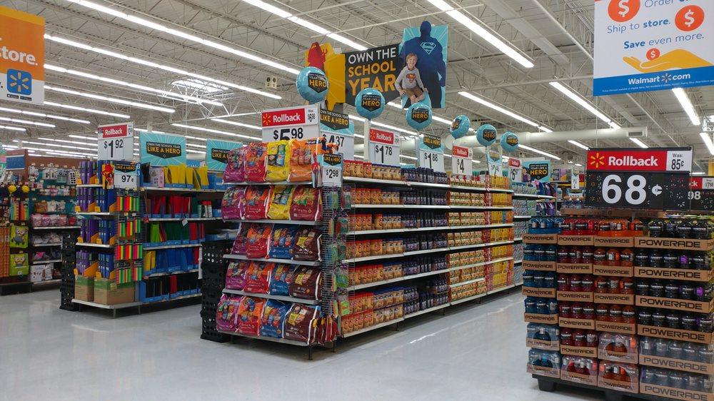 Walmart Supercenter: 427 Hwy 425 N, Monticello, AR