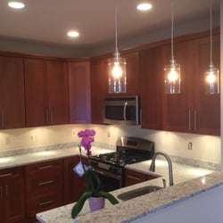 Photo of Zen Cabinetry - Rockville, MD, United States. Tuscany Shaker Cabinet with