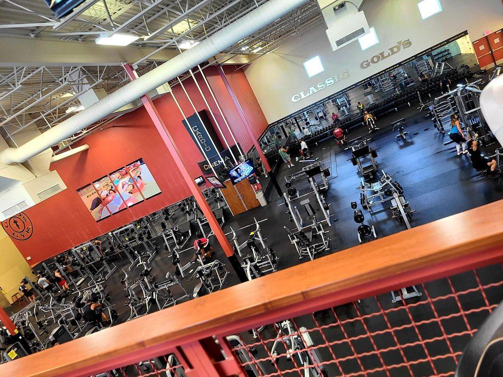 Gold's Gym - Corpus Christi