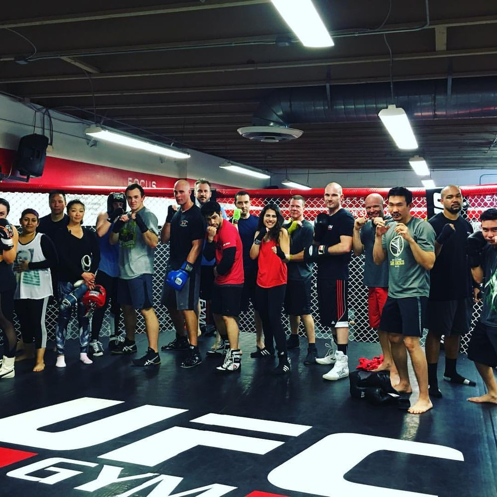 UFC Gym Lake Forest
