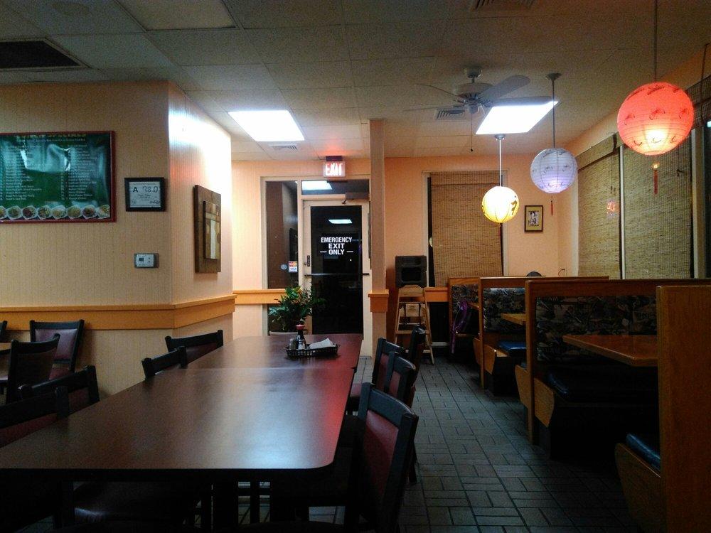 China & Hibachi: 464 West Main St, Forest City, NC