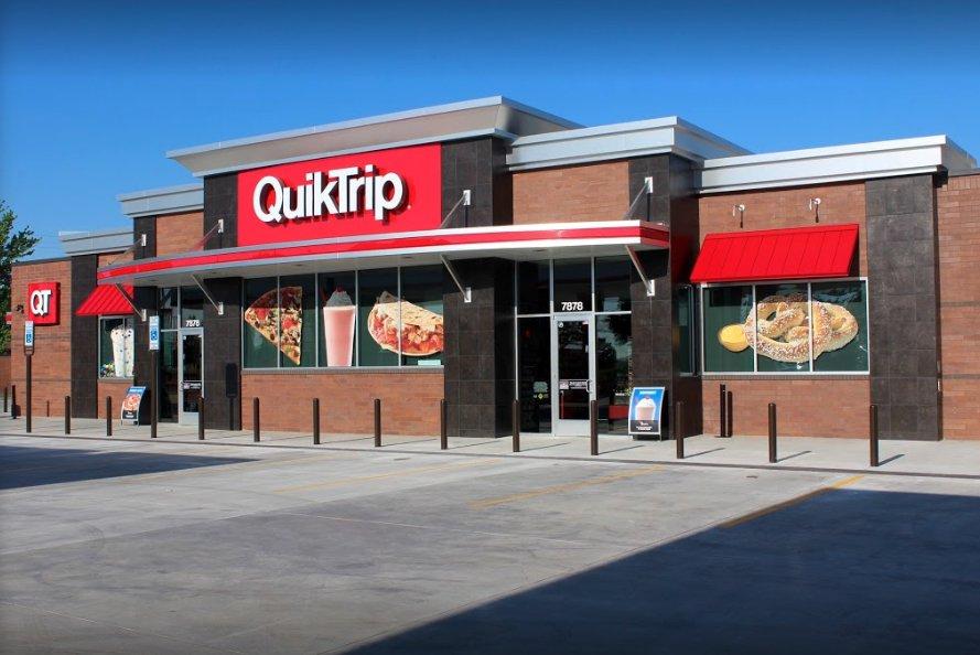 QuikTrip: 7840 White Horse Rd, Greenville, SC