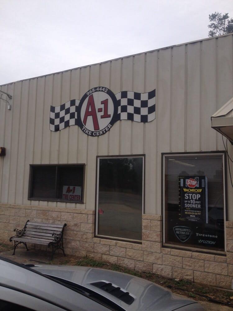 A-1 Tire Center: 228 Hwy 29 S, Gonzalez, FL