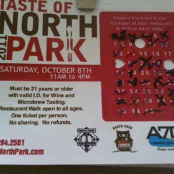 Taste of north park 106 photos 19 reviews local for Elite food bar 325 east 48th street