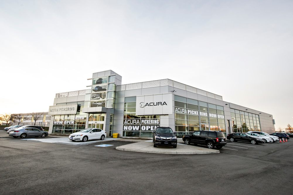 Acura Pickering - 21 Photos - Car Dealers - 575 Kingston Road, Pickering, ON, Canada - Phone ...
