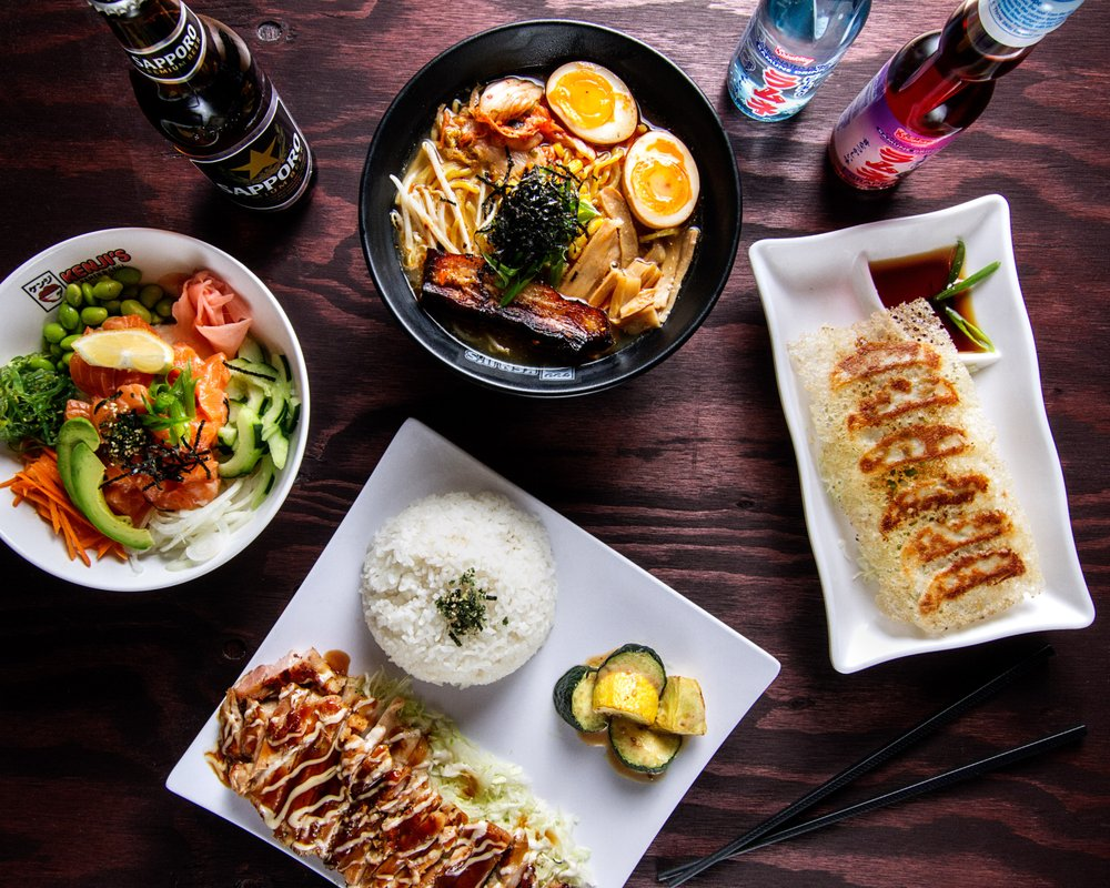 Kenji's Ramen & Grill: 204 SE Park Plaza Dr, Vancouver, WA