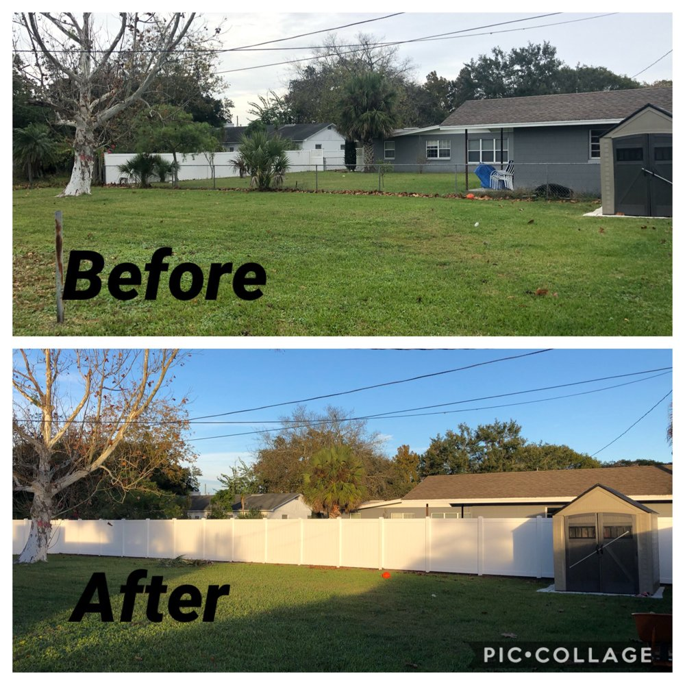 Allstate Fence and Rail: 25924 County Rd 561, Astatula, FL