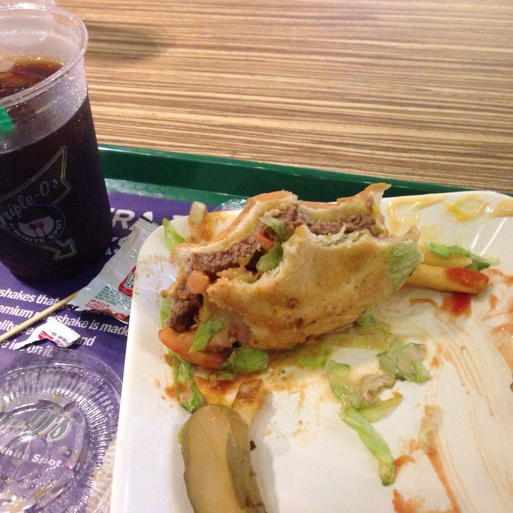 Triple o s fast food fourth fl sm aura premier c5 rd for Aura global cuisine