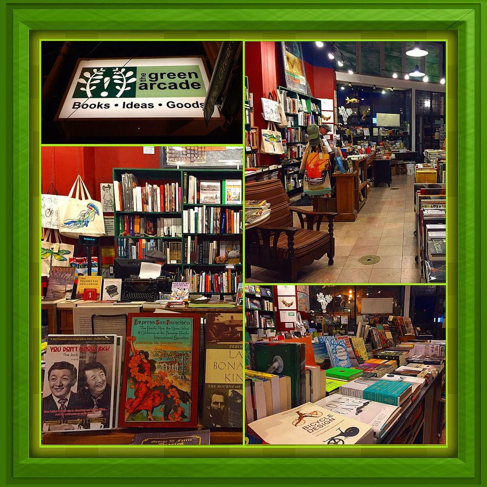 The Green Arcade: 1680 Market St, San Francisco, CA