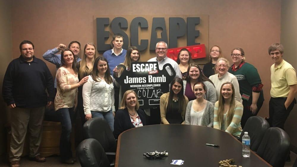 Escape MSP-Minneapolis