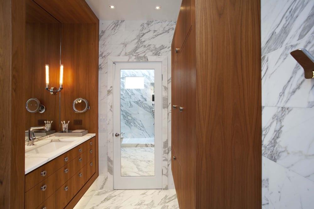 Greenwich St. Bath, San Francisco Modern Bathroom