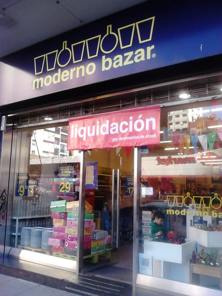 Moderno bazar decoraci n del hogar av cabildo 2460 for Bazar decoracion