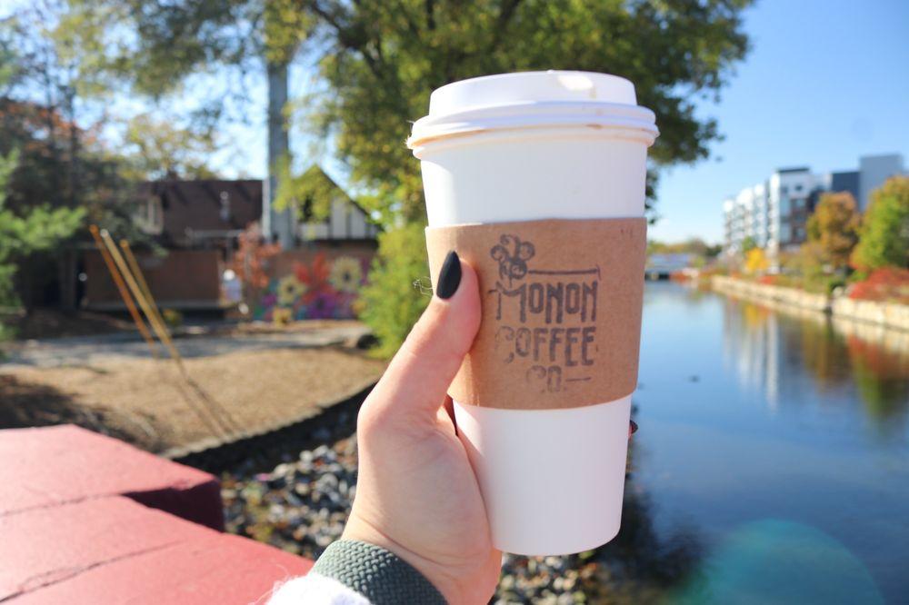 Monon Coffee Company: 920 E Westfield Blvd, Indianapolis, IN