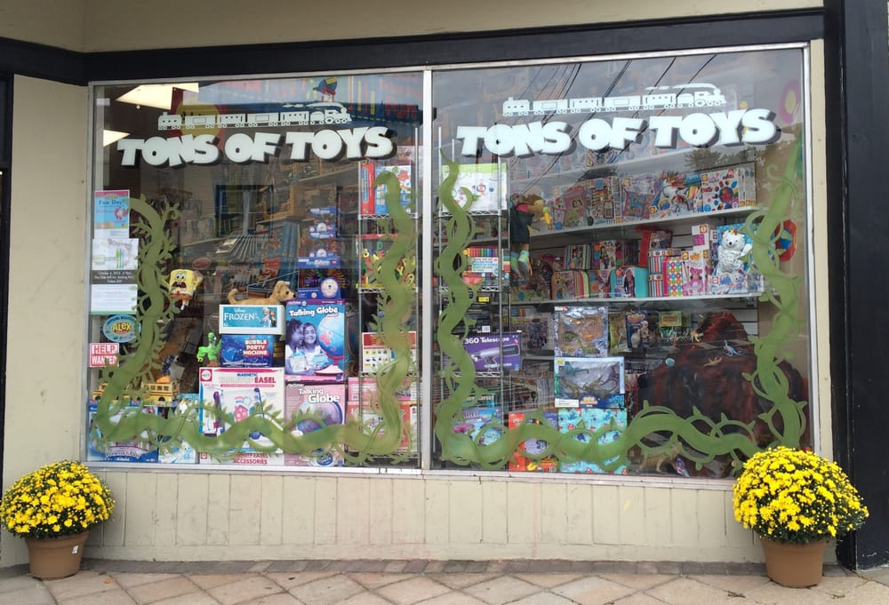 Tons of Toys: 1 Mine Brook Rd, Bernardsville, NJ