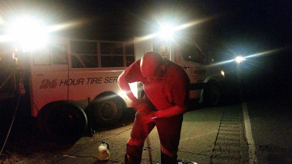 Tony's Tire Service: 7200 S 28th St, Fort Smith, AR