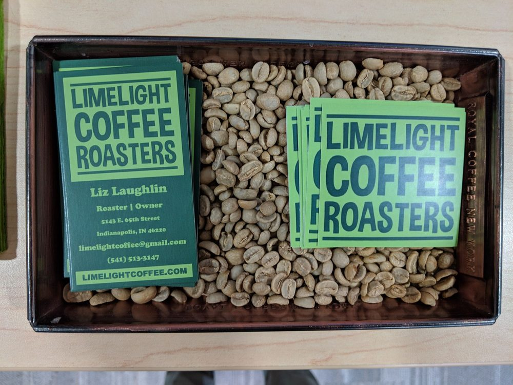 Limelight Coffee Roasters: 5143 E 65th St, Indianapolis, IN