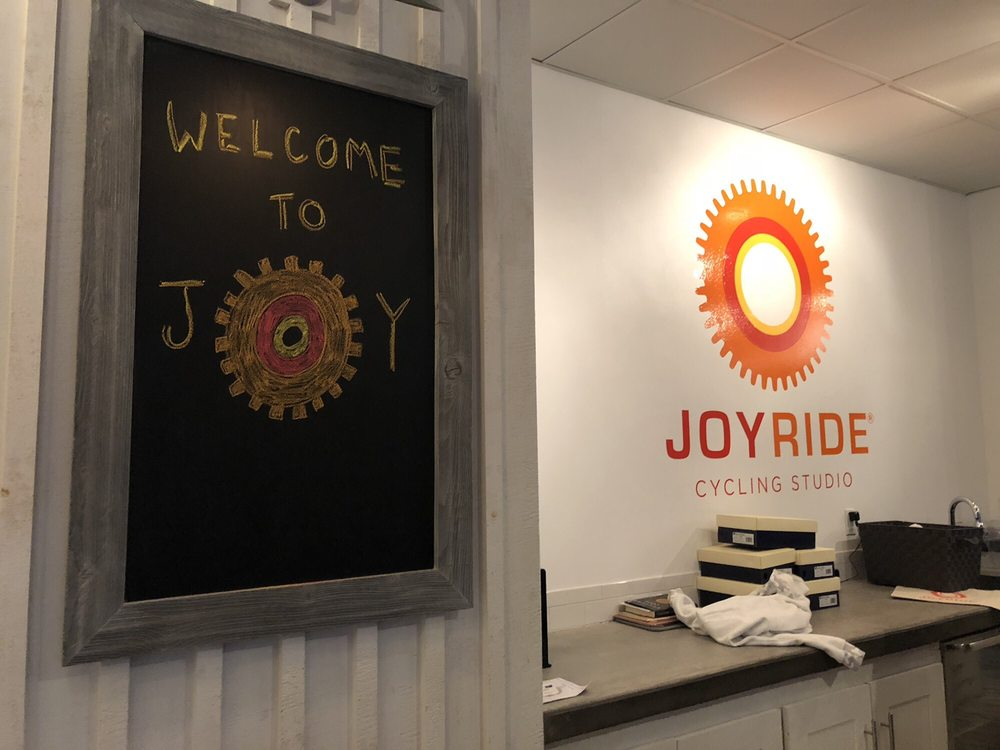 JoyRide Cycle Studio: 199 Crown St, New Haven, CT