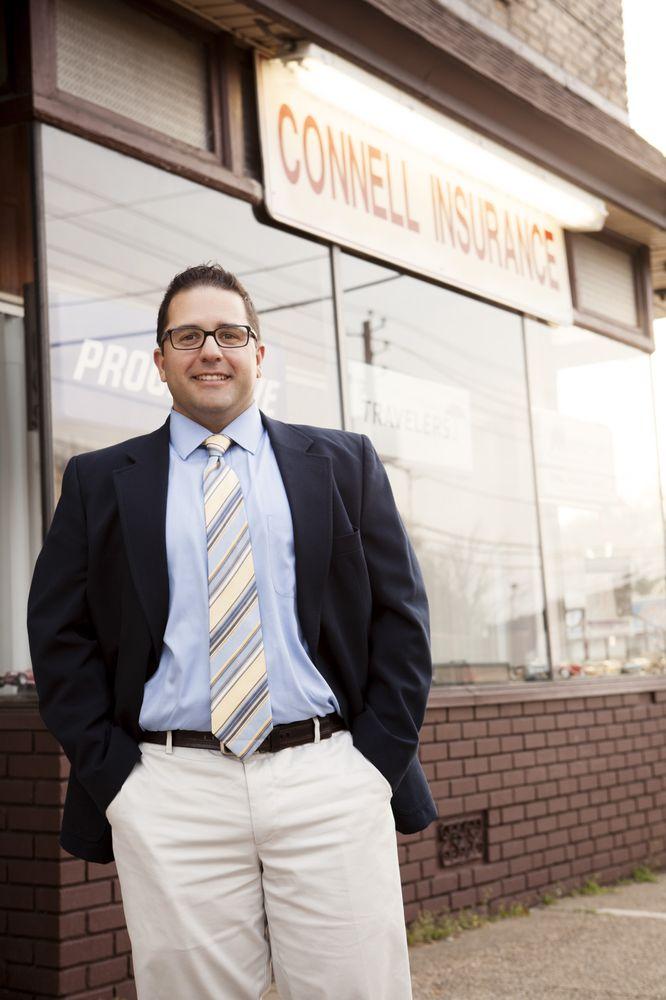 Connell Insurance Agency: 1100 White Horse Pike, Oaklyn, NJ