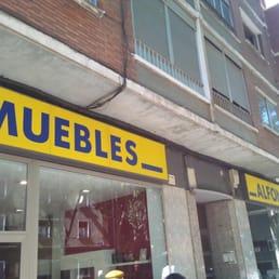 Muebles alfonso negozi d 39 arredamento avenida - Muebles rey zaragoza ...