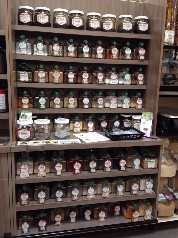 Page out of Whole Foods' book    Bulk spices  - Yelp