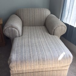 Good Photo Of Pridgen Upholstery   Wilmington, NC, United States. Chaise  Finished By Mr