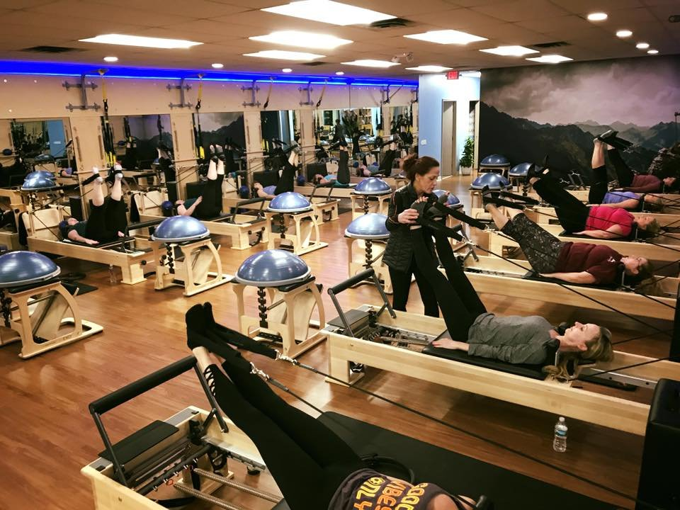 Social Spots from Club Pilates - Collegeville