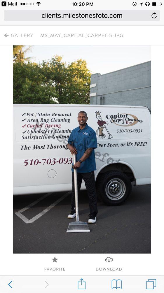 Capital Carpet Cleaning & Repairs