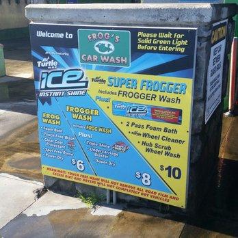 Express Car Wash Huntington Beach