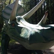 Dinosaur Gardens Amusement Parks 11160 US Hwy 23 S Ossineke MI