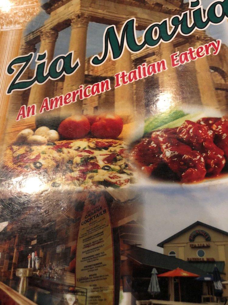 Zia Maria Italian Eatery & Pub: 2350 N Reading Rd, Denver, PA