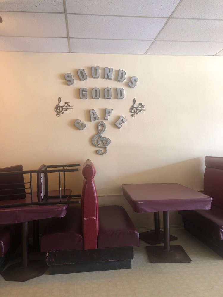 Sounds Good Cafe: 118 S Gold Ave, Deming, NM