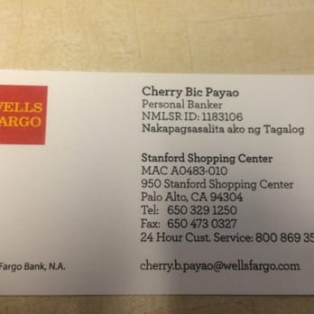 Wells Fargo Bank - CLOSED - Banks & Credit Unions - 950 Stanford