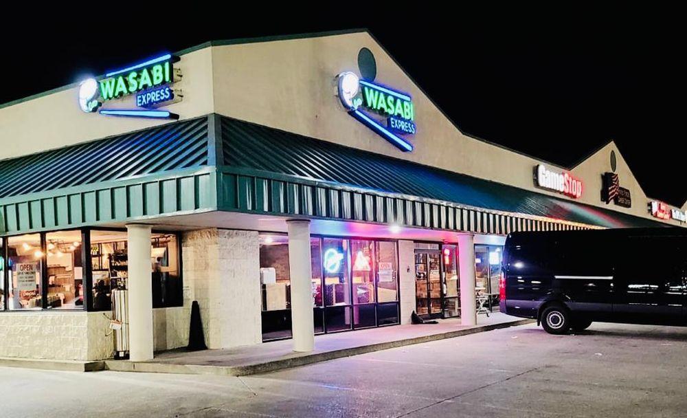 Wasabi Express: 636 Southtown Blvd, Owensboro, KY