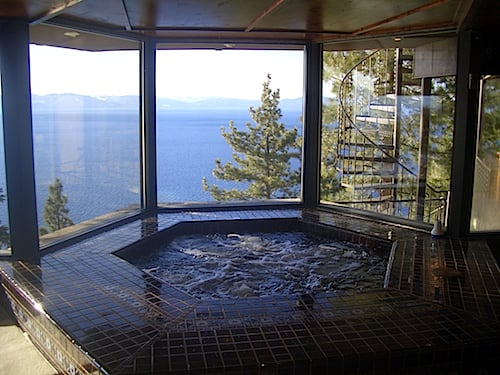 Tahoe Luxury Rental in Cave Rock