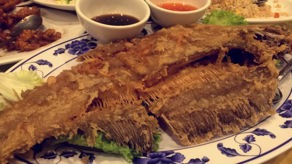 Pan fried whole fish sooooo good yelp for Good fried fish near me