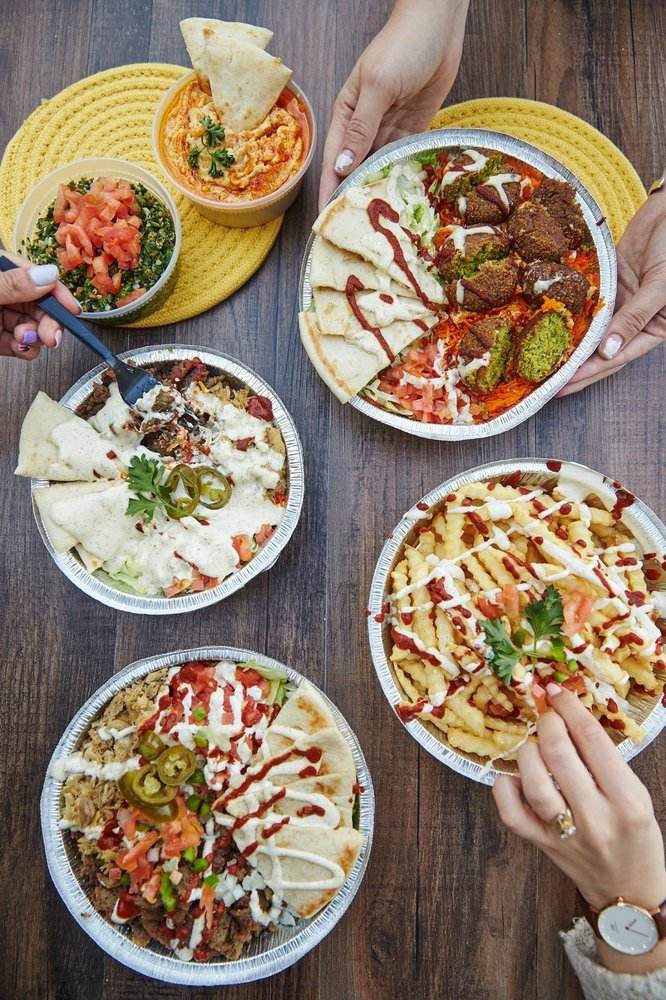 The Halal Guys - 911 Broadhollow Rd, Farmingdale, NY - 2019 All You