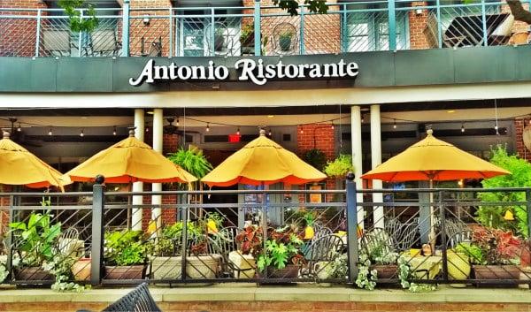 Antonio Ristorante: 4985 Addison Cir, Addison, TX