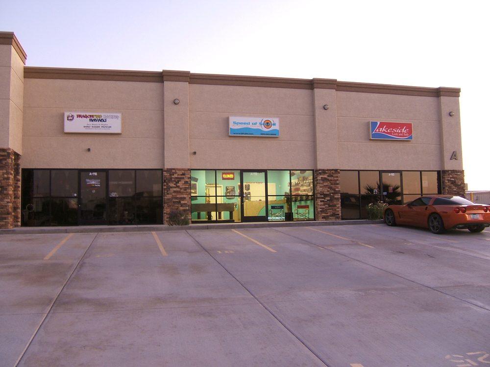 Speed of Sound: 1640 Acoma Blvd W, Lake Havasu City, AZ