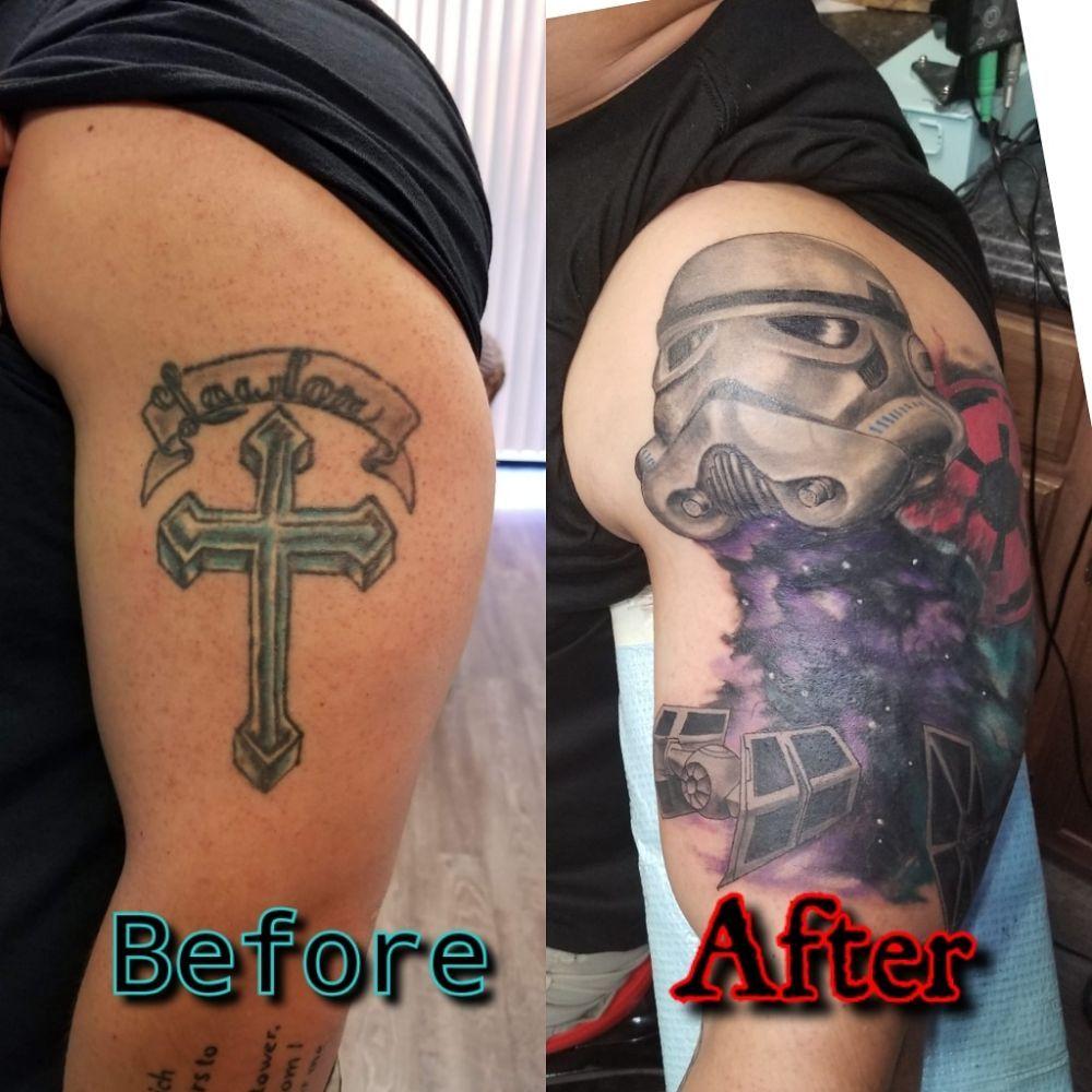 Good Karma Tattoo Studio: 130 W Miracle Strip Pkwy, Mary Esther, FL