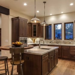 Simple Kitchen Design Centers Center Sacramento Ca United States Rustic Beauty On Decorating